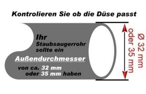 Staubsauger Kombi Bodendüse Ersatz für AEG Electrolux Viva Quickstop AVQ 2135
