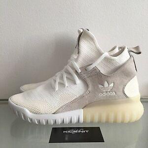 adidas tubular x white