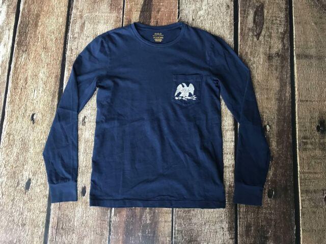 a69c8abadc3 Mens Shirt Ralph Lauren Denim   Supply Speed Demons L s Tee Shirts ...