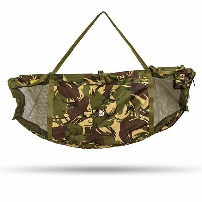 SABER DPM CAMO FLOTATION SLING CARP FISHING RETAINING RECOVERY WEIGHING SLING