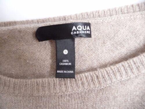 100 Sweater S Bloc Couleur 5 34 Beige de Aqua S Beige Robe Pull Black Noir Block Aqua Dress 34 Tunique Cachemire Tunic 100 5 Color Cashmere nZqdwI