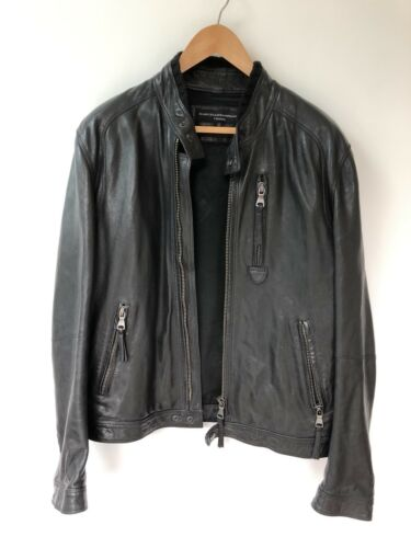 size Leather 52 Jacket Marcello Pampaloni wYq5HBxtv