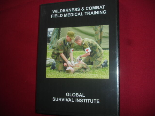 G3  WILDERNESS & COMBAT FIELD  MEDICAL TRAINING GUIDE -SPECIAL FORCES FIRST AID  outlet online