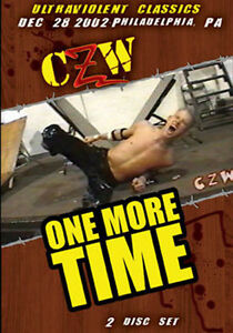 Combat-Zone-Wrestling-One-More-Time-Double-DVD-CZW