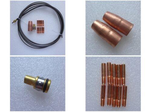 Mig Gun Parts fit Hobart 500554 Handler 190 MIG Welder 230V
