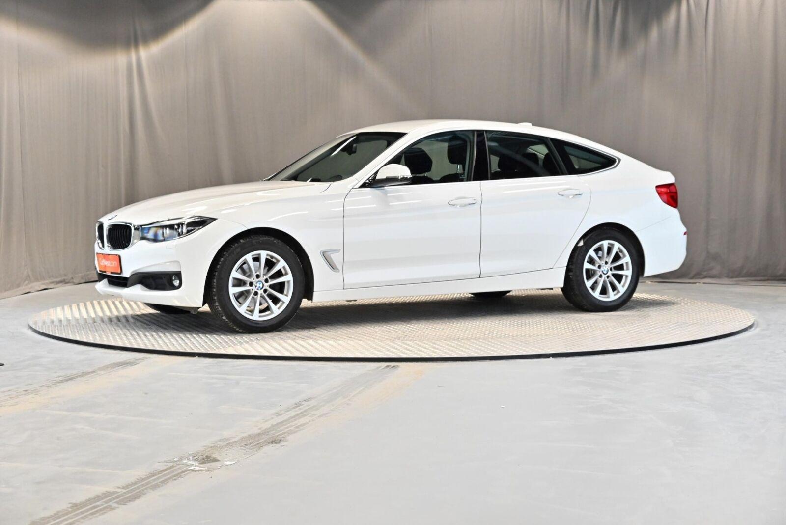 BMW 320d 2,0 Gran Turismo aut. 5d - 259.900 kr.