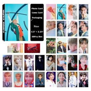 30Pc-set-KPOP-Bangtan-Boys-Album-Love-Yourself-Answer-RM-PhotoCard-Lomo-Crad