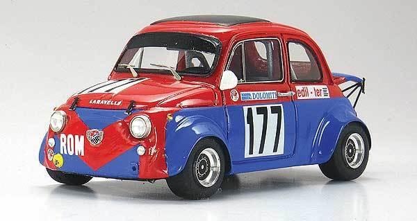 Kit Giannini 700 Gr.2  177 Tolmezzo-Verzegnis 1977 - Arena Models kit 1 43