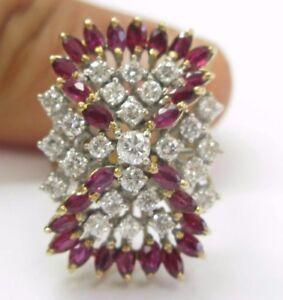 Fine-Gem-Ruby-Designer-Diamond-Jewelry-Ring-Yellow-Gold-2-35CT