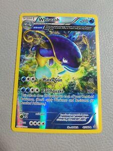 Whiscash Reverse Holo   NM/M   XY Primal Clash 41/160   Pokemon