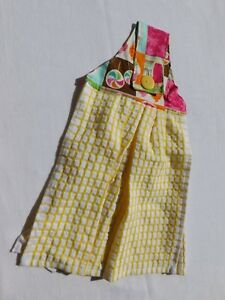 Details about Kitchen Towel, Tea Towel, Hanging Towel, Sweet Treats Print