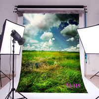 Lb Thin Vinyl Meadow Backdrop Cp Photography Props Photo Background 5x7ft M-119