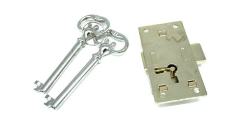 Lock flush mount lock cabinet door lock drawer lock furniture lock key lock