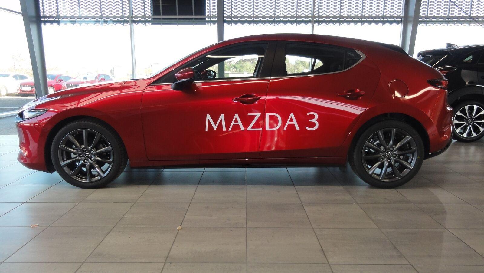 Mazda 3 2,0 Sky-G 150 Sky aut. - billede 1
