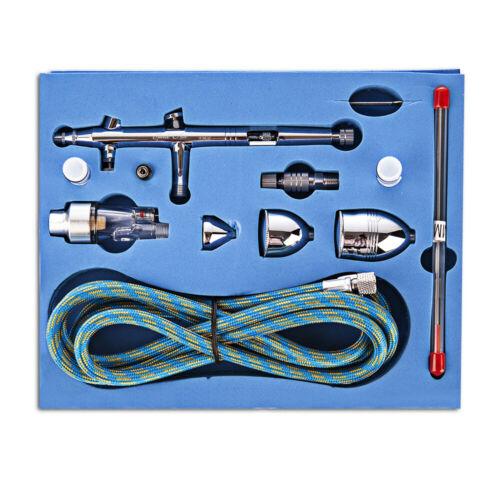 No Air Compressor GANZTON Starter Airbrush Kit Painting Sprayer Series