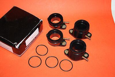 Vergaser Ansaugstutzen Yamaha FJ 1100 FJ 1200 1XJ 3CW 3YA 47E CHY-12 4 STÜCK NEU