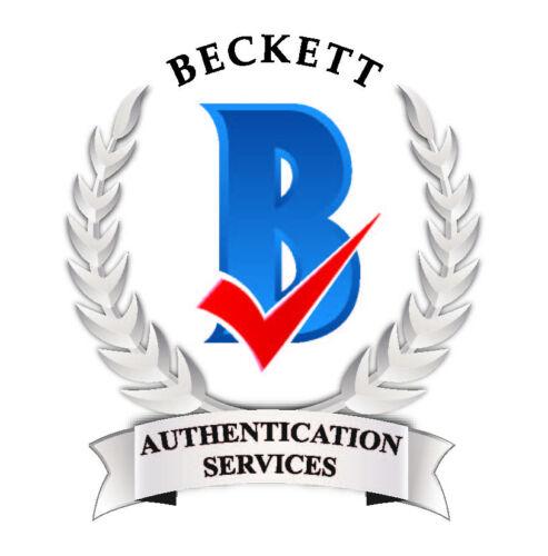 Frank Shamrock Signed Black Belt BAS Beckett COA UFC 22 StrikeForce Pancrase MMA