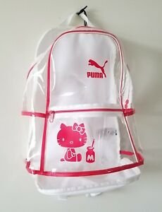 NEW Puma X Hello Kitty Backpack Bag USA SELLER!! - 50th Anniversary ... d06dcc98256ee