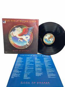 The Steve Miller Band - Book Of Dreams 33 RPM Vinyl LP Record 1977 Capitol VG+