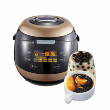 Commercial 5l Fully Automatic Pearl Pot Pearl Tapioca Cooker Milkteapearl Maker