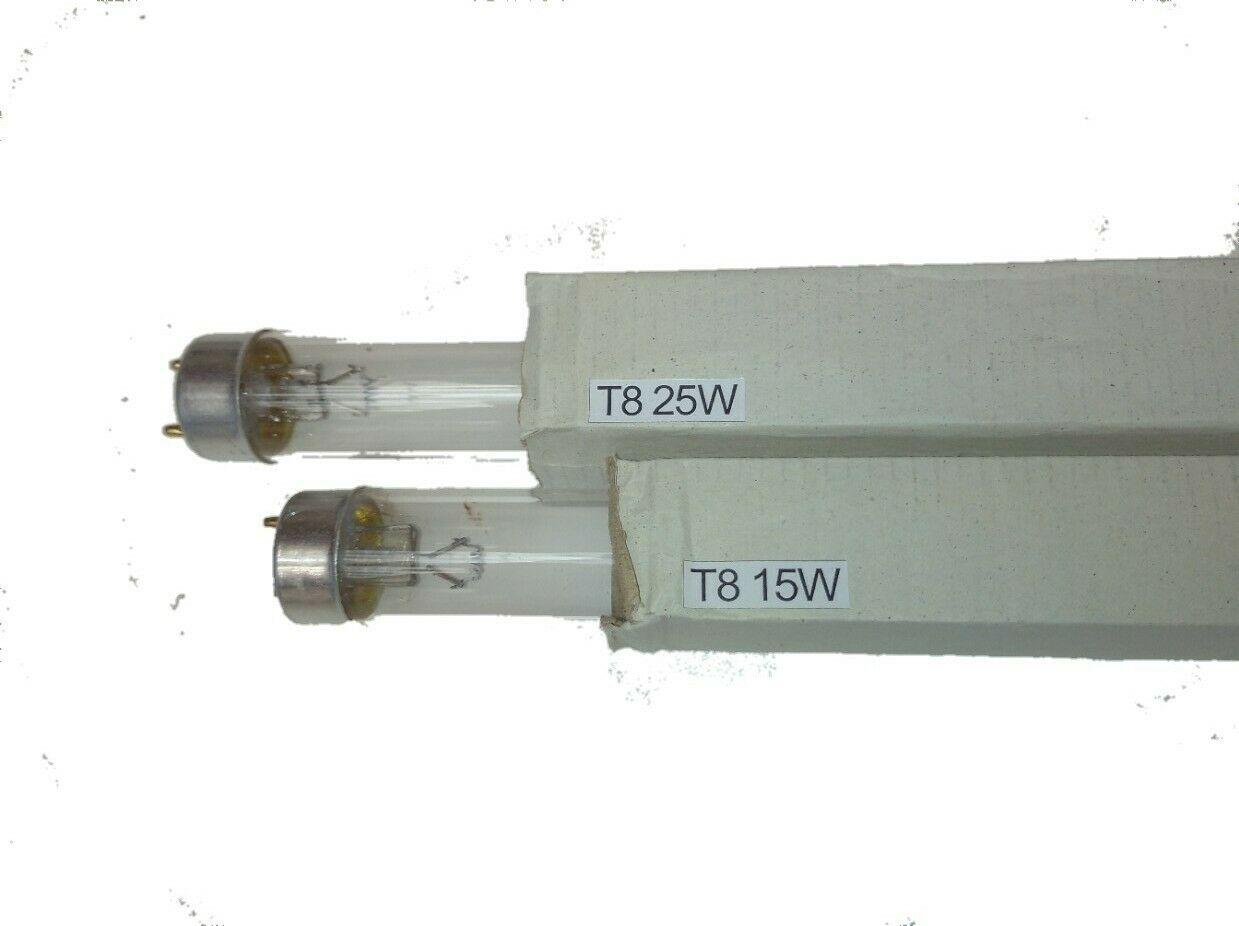 25w T8 UVC Bulb/Lamp/Tube/Light For TMC Pond Clear/Pro Clear/Pro Pond UVC