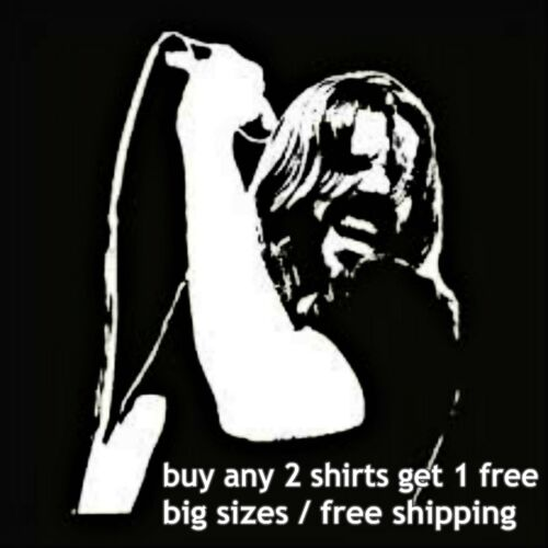 Bob Seger and the Silver Bullet Band t shirt blues rock music vintage big sizes.