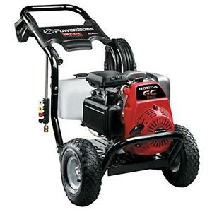Boss Gas Pressure Washer 3100 Psi 2 7 Gpm Ed By Honda Gc190 Engine 4