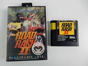 Road Rash II - 2 für Sega Mega Drive - PAL - in OVP