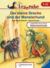 Der kleine Drache und der Monsterhund von Inge Meyer-Dietrich (2016, Taschenbuch)