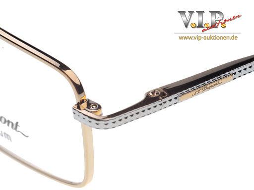 St.Dupont Titanium Glasses Glasses Sunglasses Glasses Eyeglasses Frame Occhiali