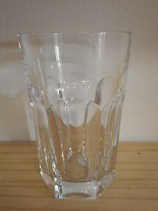 Baccarat.harcourt.verre A Boire En Cristal.xix°.hauteur : 11.8 Cm. Style à La Mode;