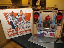 Vintage Dan Dare Space Control Radio Station mint j & l randall and co no1