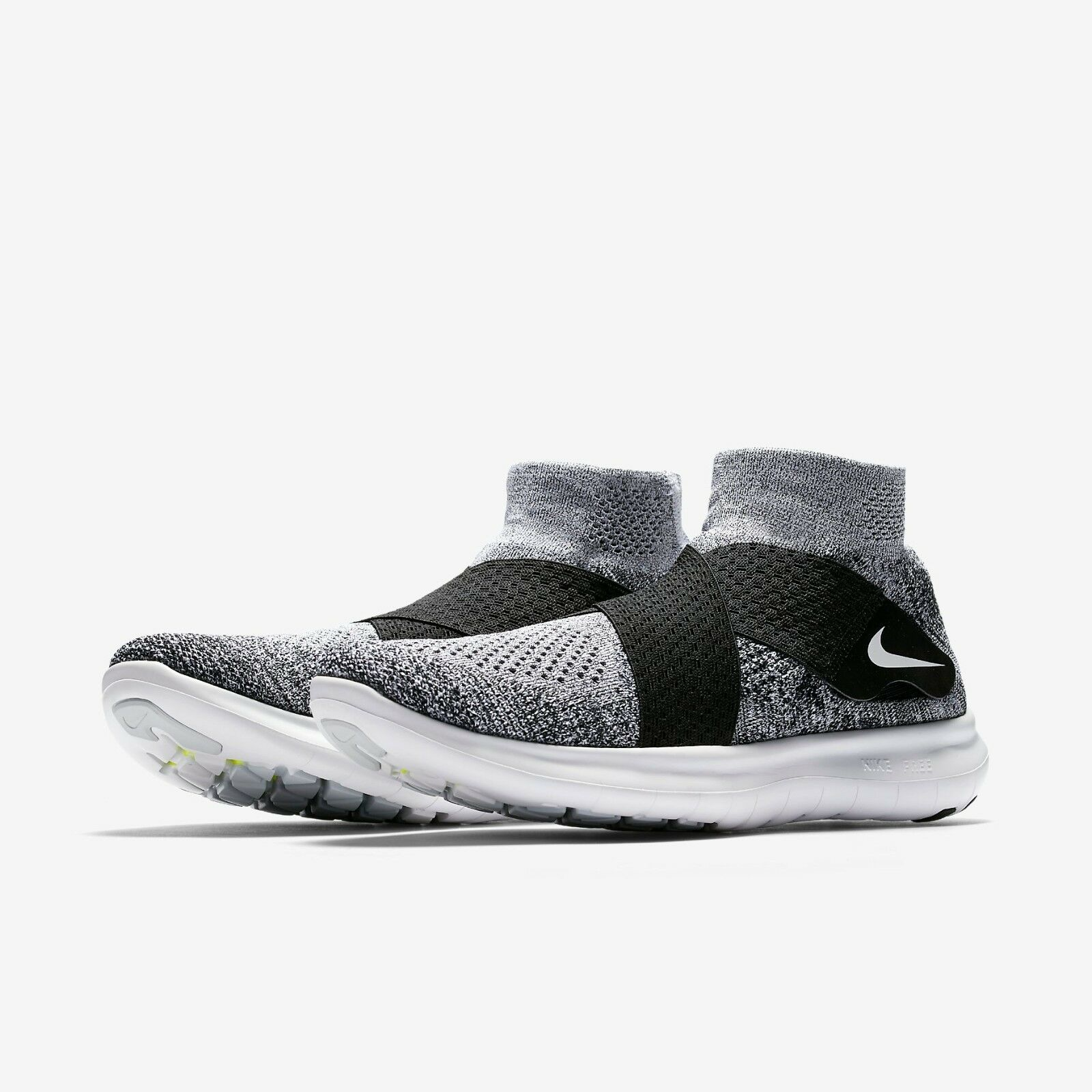 Men's New Authentic Nike Free RN Motion Flyknit 2017 Running Shoes Sizes  7-14
