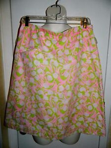 48985c9b5 Image is loading Vintage-1970s-LILLY-PULITZER-The-Lilly-Pink-Green-