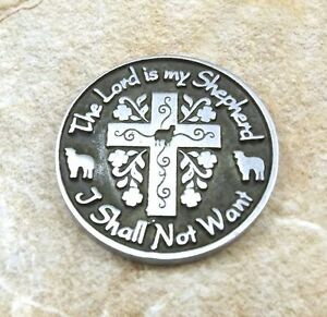 Pocket-Coin-THE-LORD-IS-MY-SHEPHERD-1103