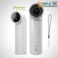 Htc Portable 16.0mp Re Waterproof Camera 1080p Bluetooth White