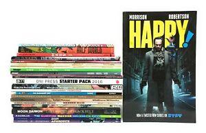 Huge Lot Graphic Novels TPB 25 Book Set Marvel DC Darkhorse