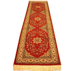 11 Foot Red Carpet Floor Runners Five Star Workmanship Oriental