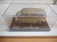 Hongwell / Hitachi VW Volkswagen Microbus 2001 in Green on 1:43 in Box