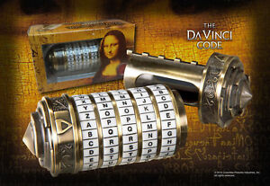 Dan-Brown-the-da-Vinci-Code-Mini-Cryptex-Movie-Scale-Prop-Rep-Noble-Collection