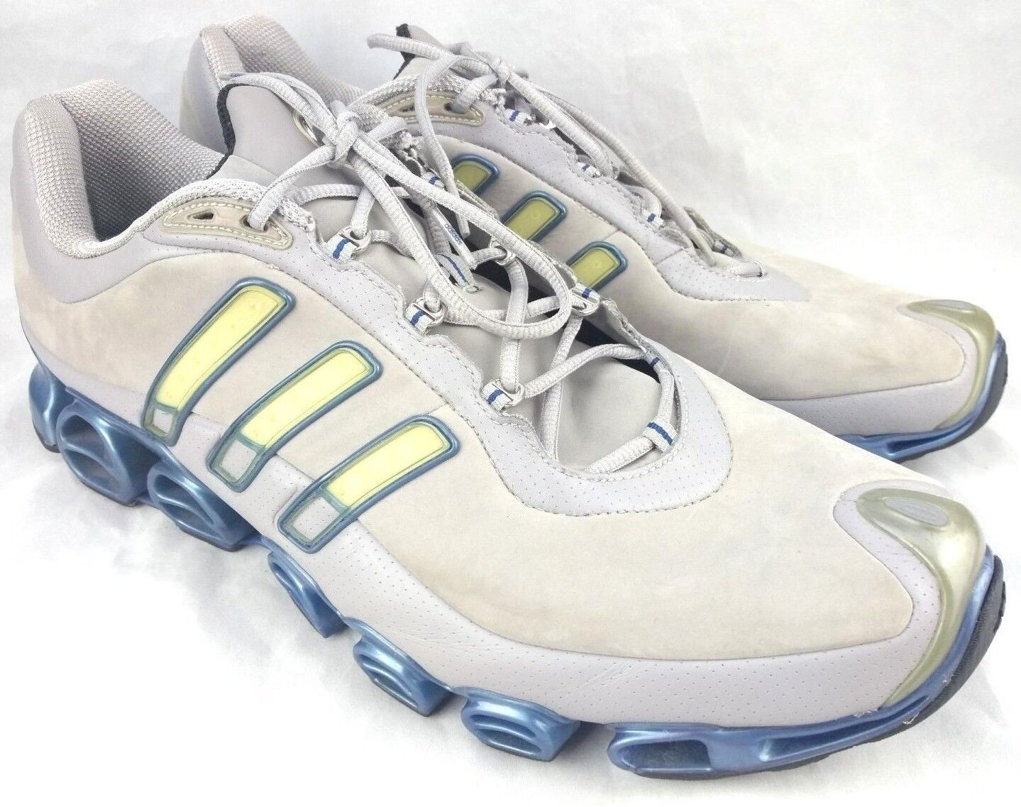 Vtg Adidas A3 Megaride 116368 Men US 18 Eu 53 Running shoes Sneaker 121-5