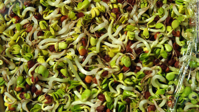 SPROUTING MIX * HEALTH BLEND * POWERHOUSE OF NUTRITION * FLAVOR *