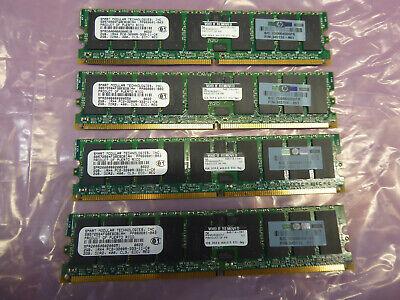 Fits many HP /& Dell Samsung 2GB 2 x 1GB PC2100R PC2100 DDR 266MHz ECC Register