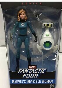 "Marvel Legends 6/"" Inch Walgreens Fantastic Four 4 Invisible Woman Loose Complete"