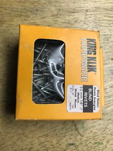 UK Pop rivets by King Klik Pack of 100.
