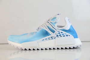 924bfed7d Adidas PW NMD Trail HU China Exclusive Peace Blue White F99763 9.5 ...