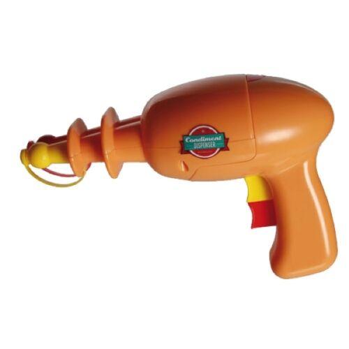 /& ketchup-donneur pistolet space gun senfpistole ketchup pistolet distributeur Moutarde