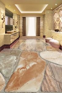 3D Papel de Parojo de suelo 8441 de mármol moteado murales de parojo de impresión AJ Wallpaper Reino Unido Lemo