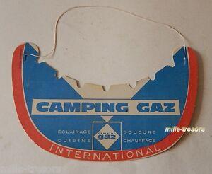 camping gaz international ancienne visiere casquette. Black Bedroom Furniture Sets. Home Design Ideas