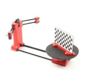 Bien éDuqué He3d À Faire Soi-même 3d Scanner Kit Kit Reprap 3d Printing Imprimante Laser Color Scanner V-afficher Le Titre D'origine Soulager Le Rhumatisme